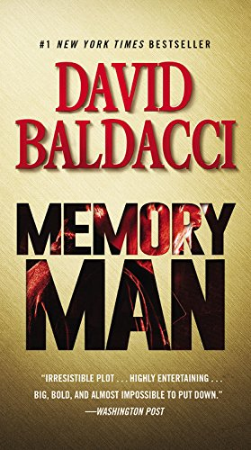 Book cover from Memory Man (Memory Man series) by David Baldacci