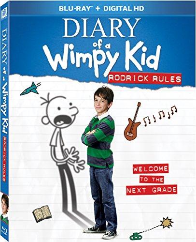 Diary Of A Wimpy Kid 2 [Blu-ray] (Mirror Devon)