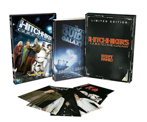 The Hitchhiker's Guide To The Galaxy - Giftpack [DVD] [2005] by Martin Freeman B01I0770JS