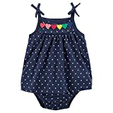 Carter's Baby Girls' 1 Piece Sunsuit 9 Months