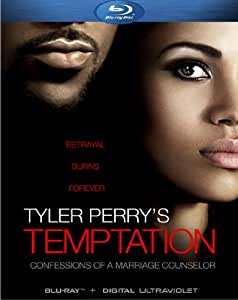 Tyler Perry's Temptation: Confessions of A Marriage Counselor [Blu-ray + Digital HD]