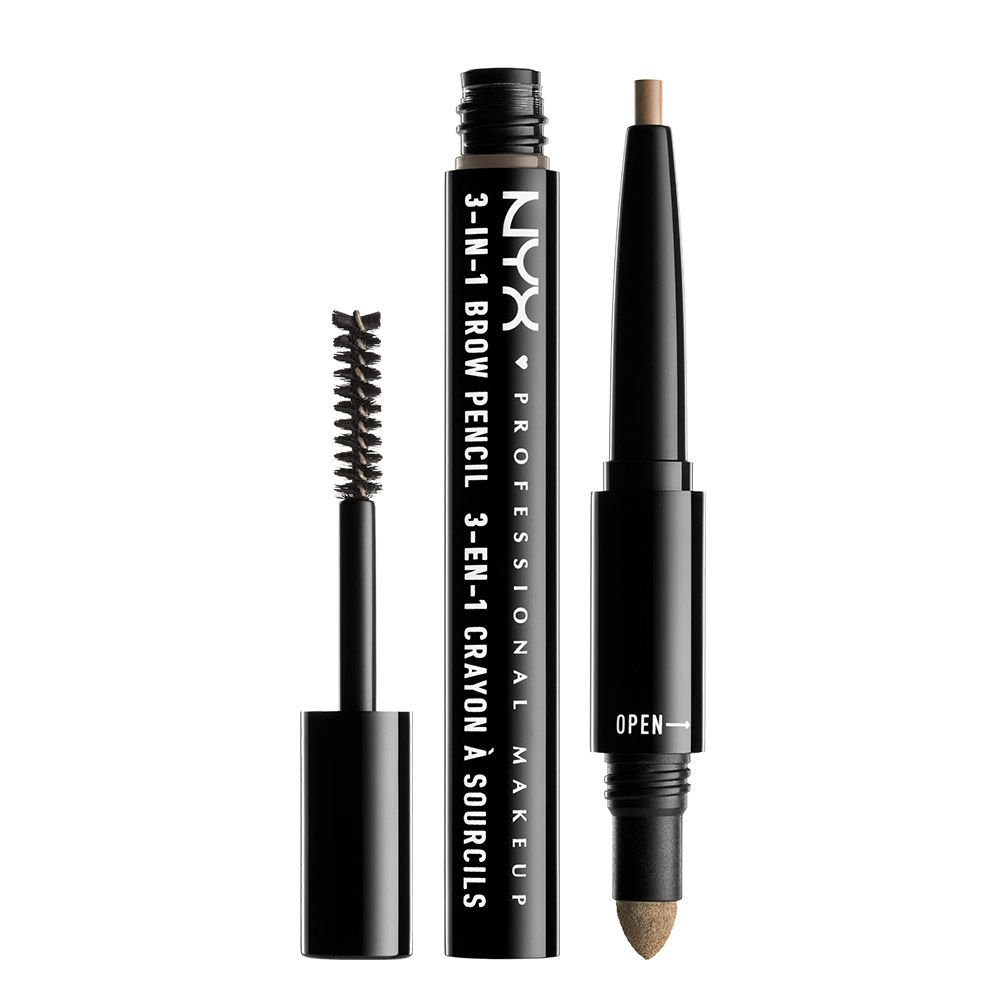 NYX Cosmetics 3-in1 Brow Pencil Blonde