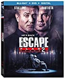 Escape Plan 2: Hades (Blu-Ray + DVD + Digital)