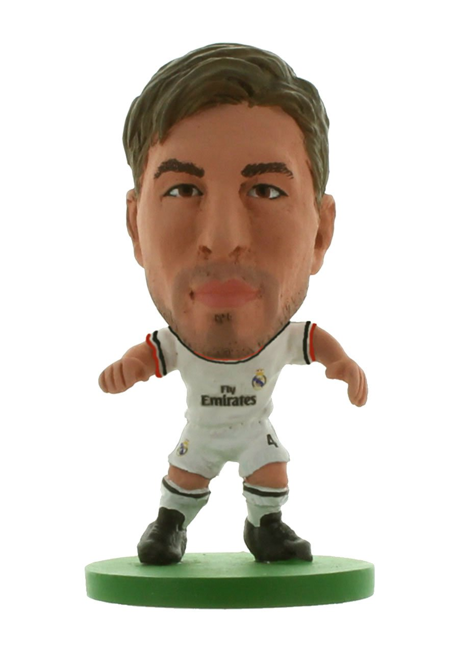 IMPS - Figura Soccerstarz Real Madrid: S. Ramos Import Europe 75615