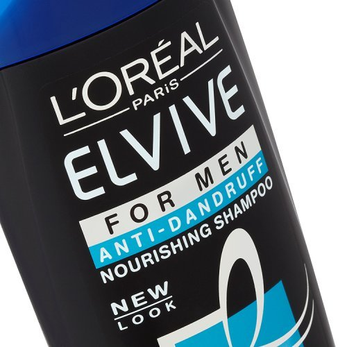 Elvive Men Anti-Dandruff Nourishing Shampoo 250 ml - Pack of 6