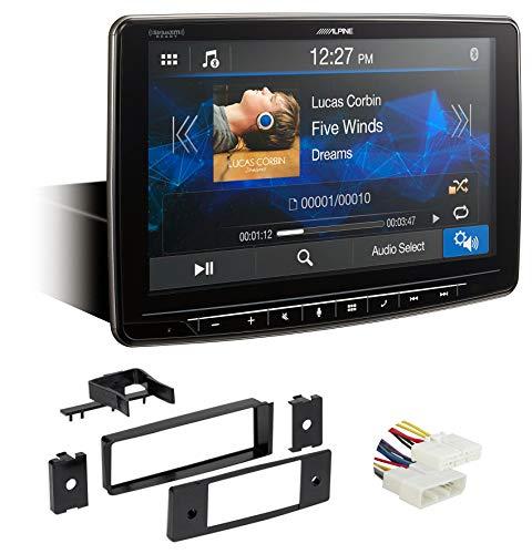 Alpine Digital Media Bluetooth Receiver w/CarPlay for 1996-1998 Honda Civic