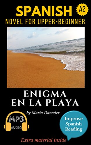 Spanish novel for upper-beginners (A2): Enigma en la for sale  Delivered anywhere in USA