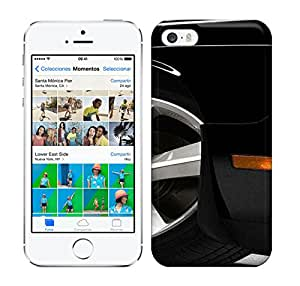 Excellent Design Fast Furious Black Racing Car Case Cover For Iphone 5/5s