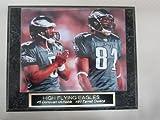 Donovan McNabb Terrell Owens Philadelphia Eagles Collector Plaque w/8x10 Photo
