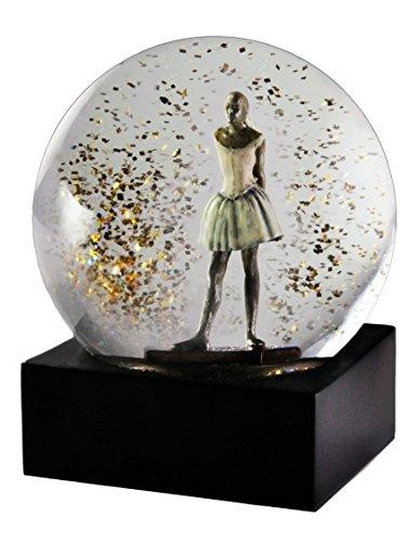 Edgar Degas Dancer Snow Globe By CoolSnowGlobes