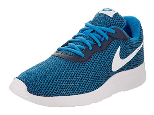 Nike Herren Tanjun Se Sneaker, Blau (bleu / Blanc Minuit Bleu Marine Photo)