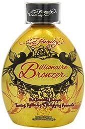 Ed Hardy BILLIONAIRE BRONZER Tanning Lotion 13.5 oz.