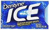 Dentyne Ice Gum Club Pack, Peppermint, 16 Pieces, 12 Count , 20.3 ounces.