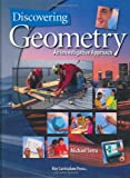 Discovering Geometry: An Inductive Approach