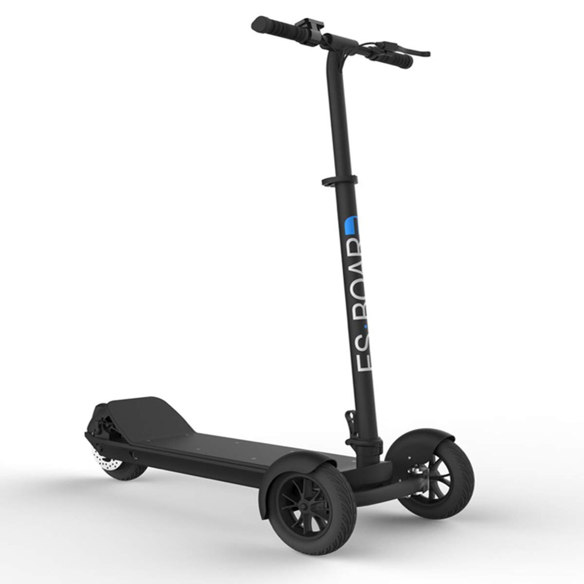 Dapang Scooter for Adults 3 Wheel T-bar Adjustable Height Handle Kick Scooters,500W 48V Waterproof E-Bike with 30 Mile Range, Collapsible Frame,20km