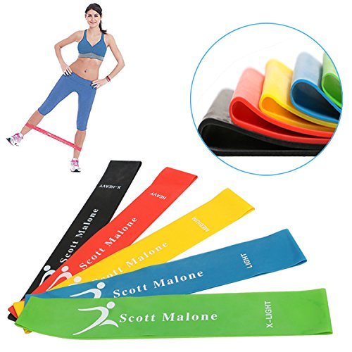 Resistance Bands Workout Stretching Physical product image