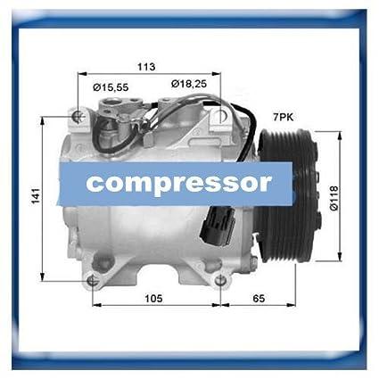 GOWE compresor para hs110r coche compresor de aire para Honda Accord Estate 38810rba006 hdak238 Keihin hdcrv02970