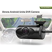XTRONS DVR Camera with HD 100 Degree Wide Angle for XTRONS Android 6.0 Car Stereo TCD629A