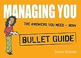 Managing You, Bernice Walmsley, 1444132512