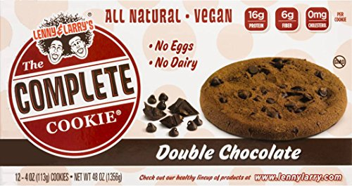 Lenny & Larry's The Complete Cookie GRPHsMr, Double Chocolate, 12 Count
