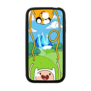 Aadventure time Case Cover For samsung galaxy S4 Case