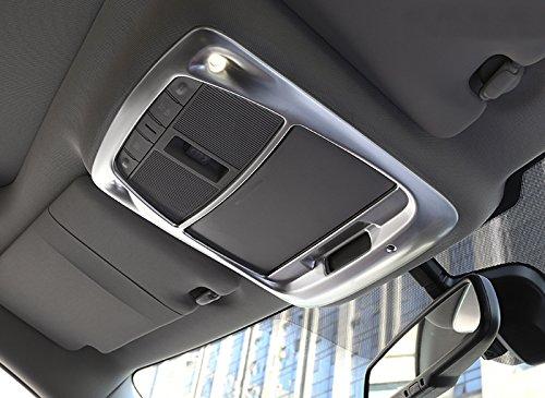 ABS mate interior Roof C/úpula Luz de lectura luz delantera de coche 1pcs para Koleos 2018 2019