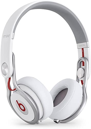 Beats Mixr On-Ear Headphone – White Renewed