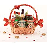 Geschenkkorb 'Frohe Weihnacht'