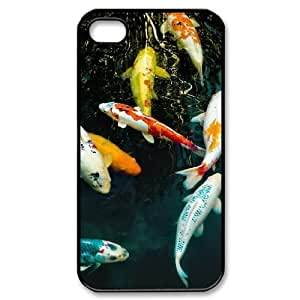 Fish CUSTOM Cell Phone Case for iPhone 4,4S LMc-18525 at LaiMc