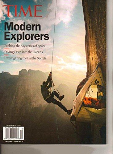 Time Modern Explorers 2015 - Explorer Modern The