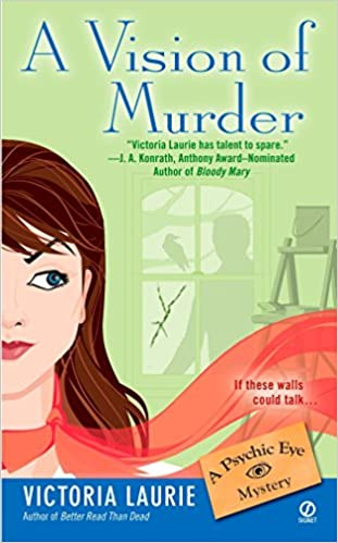 A Psychic Eye Mystery A Vision of Murder: