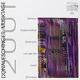 Donaueschinger Musiktage 2001