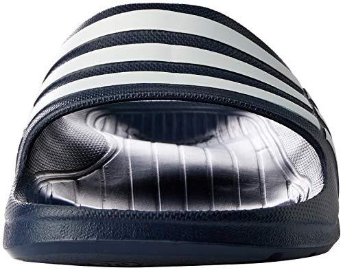 new Azul Duramo white G15892 new Navy Slide Adidas Chanclas Navy Unisex xFwBOqXfq