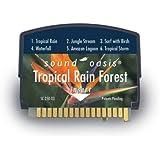 Sound Oasis Tropical Rain Forest Sound Card