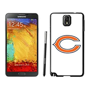 100% brand new Chicago Bears 3 Black Samsung Note 3 Case