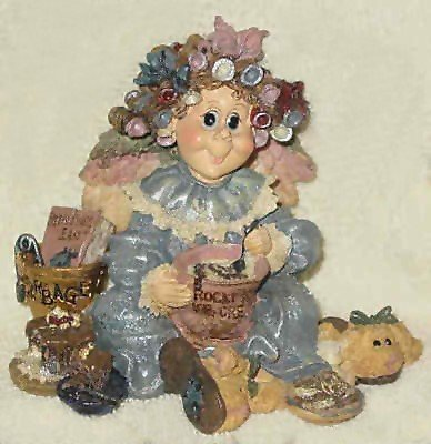 Boyds Bear Wee Folkstones Collection Indulgenia Q Bluit