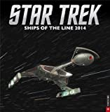 By Cbs - Star Trek 2014 Wall Calendar: Ships of the Line (Wal) (7/21/13)