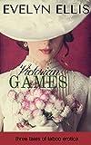 download ebook victorian games: three tales of taboo erotica (victorian seduction and surrender) pdf epub