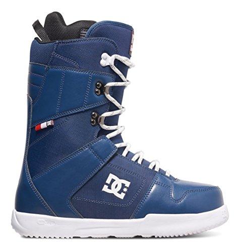 DC Shoes Mens Shoes Phase - Snowboard Boots - Men - US 8.5 - Blue Insignia Blue US 8.5 / UK 7.5 / EU 41 (Dc Boots Men)