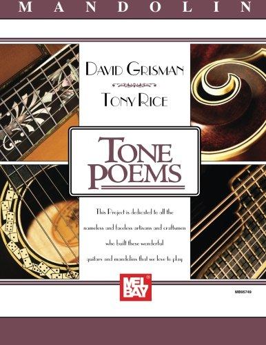Mel Bay Tone Poems for Mandolin