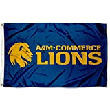 College Flags and Banners Co. Texas A&M Commerce Lions Wordmark Flag Review