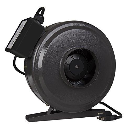 VIVOSUN 4 Inch Duct Inline Fan Vent Blower 203 CFM ETL Certified
