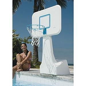 Dunnrite Poolsport Swimming Pool Basketball Hoop Toys Games