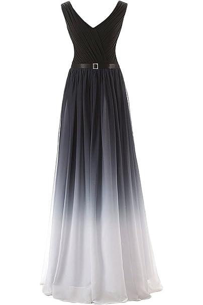 Victory Bridal - Vestido - trapecio - para mujer Grau-2 34