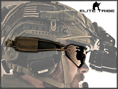 Military Airsoft Shooting Tactical Goggle Combat Boogie Regulator Strap Goggle for Helmet Clear
