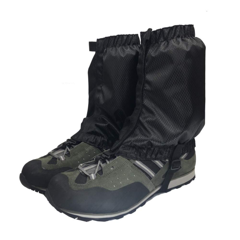 HomDSim Leg Gaiter Waterproof Anti-Tear Ankle Gaiters Outdoor Hiking Walking Climbing Hunting Snow Legging Gaiters