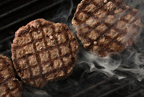 Devault Foods 5.3oz Homestyle Angus Chuck Burger 75/25