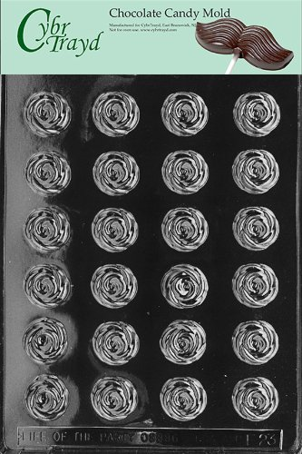STRAWBERRY BASKET chocolate candy mold ()