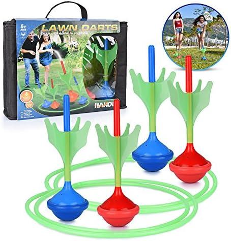 Lawn Darts Game Backyard Accuracy