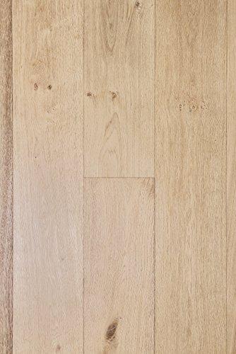 Unfinished Engineered Hardwood Flooring - ADM Flooring Unfinished White Oak Flooring Engineered Hardwood, 9.5